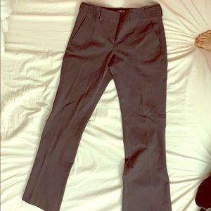 Express - Gray Columnist Pants (Short)